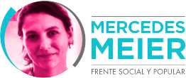 Mercedes Meier Diputada